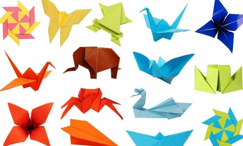 Origami Kağıt Seçimi Nasıl Yapılır?