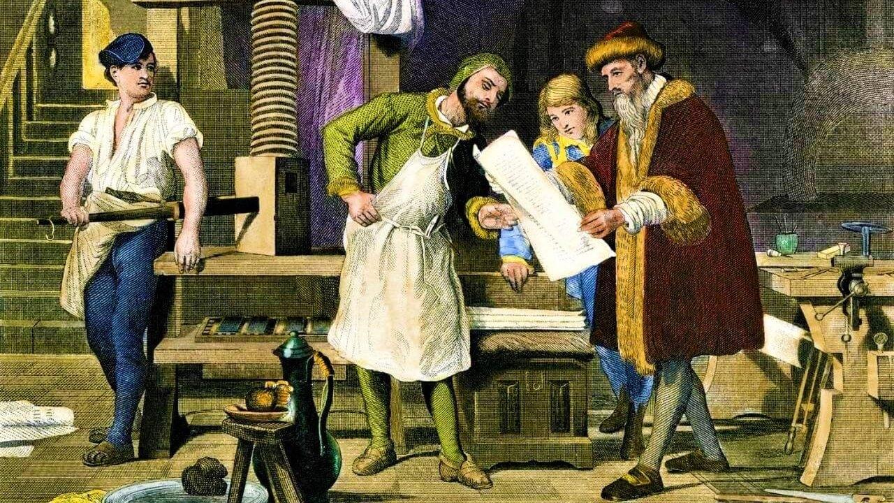 Avrupa'da Matbaayı Kim İcat Etti?