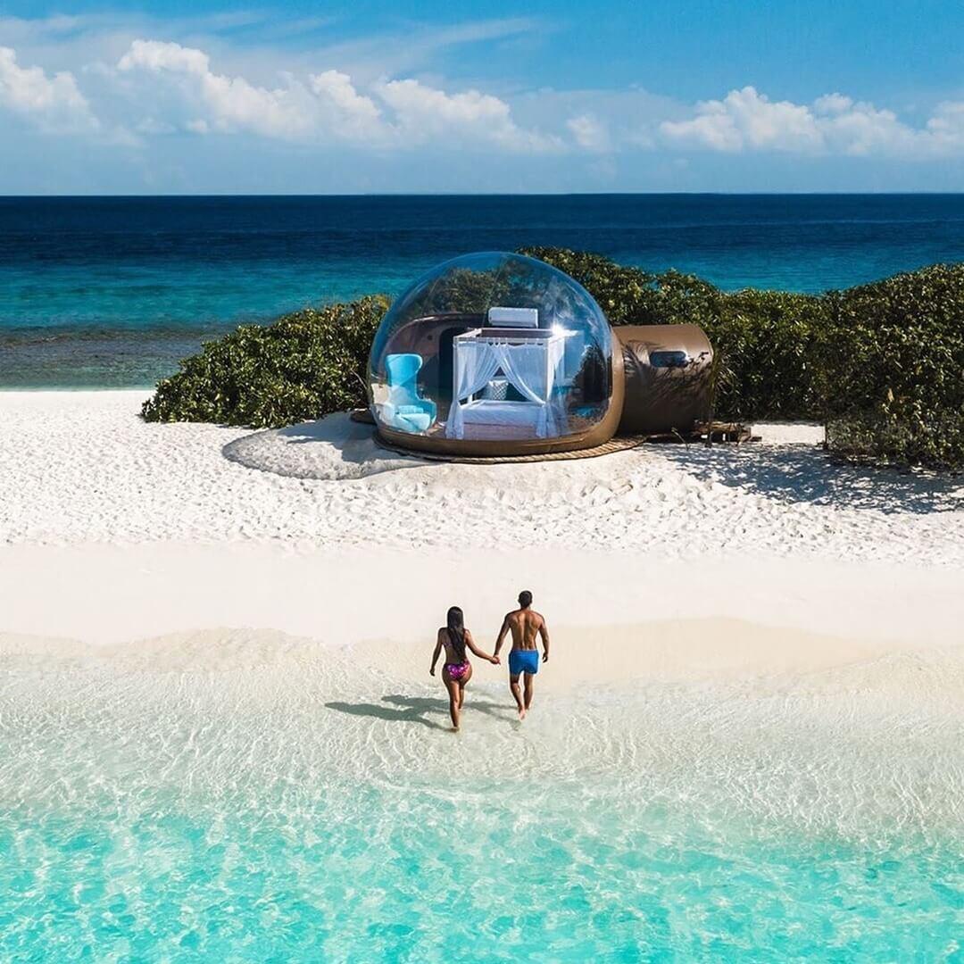 Maldivler'de Nerede Kalınır?
